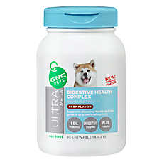 GNC Ultra Mega Digetive Health Complex Dog Chewable Tablet