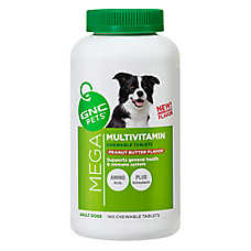 GNC Mega Mutivitamin Adult Dog Chewable Tablet