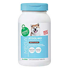 GNC Mega Stool-No! Dog Coprophagia Formula