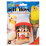 JW Pet® Insight Activitoys Birdie Bowling Toy
