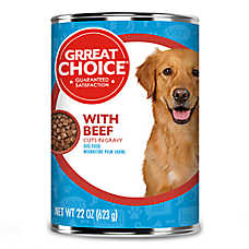 Grreat Choice® Country Stew Cuts Adult Dog Food