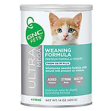 GNC Pets Weaning Kitten Formula