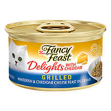 Fancy Feast® Grilled Delights Cat Food