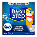 Fresh Step® with Febreze Extreme Cat Litter - Clumping