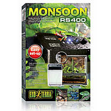 Exo Terra® Monsoon High Pressure Rainfall System