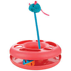 ToyShoppe® Round Ball Track and Swatter Cat Toy