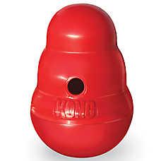 KONG® Wobbler™Treat Dispenser Dog Toy