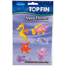 Top Fin® Fish Friend Aquarium Cling