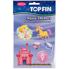 Top Fin® Princess Aquarium Cling