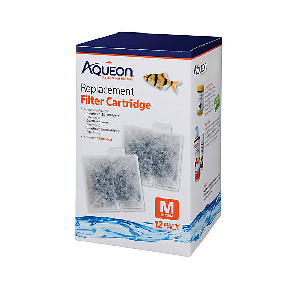 Aqueon aquarium power filter cartridges fish filter for Petsmart fish filters