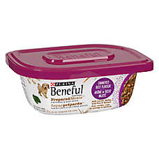 Purina® Beneful® Prepared Meals Dog Food