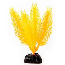 Top Fin® Mini Yellow Hair Artificial Aquarium Plant