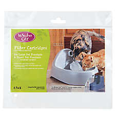 Whisker City® Pet Fountain Filter Cartridges
