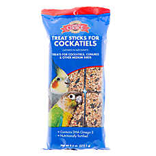 Grreat Choice® Medium Bird Treat Sticks