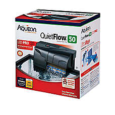 Aqueon® QuietFlow Power Filter 50