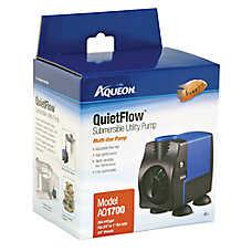 Aqueon® Quiet Flow Submersible Aquarium Power Pump