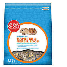 Grreat Choice® Hamster & Gerbil Food