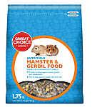 Grreat Choice® Hamster & Gerbil Food
