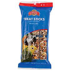 Grreat Choice® Parrot Treat Sticks