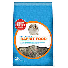 Grreat Choice® Rabbit Food