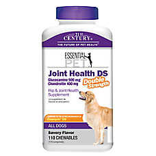 21st Century Joint Health Double Strength Dog Chewables