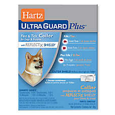 Hartz® UltraGuard Plus® Reflect-X Sheild Flea & Tick Dog Collar