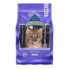 BLUE Wilderness® Grain Free Kitten Food