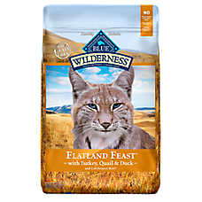 BLUE Wilderness® Grain Free Weight Control Adult Cat Food