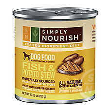 Simply Nourish™ Limited Ingredient Diet Dog Food