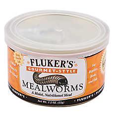 Fluker's Gourmet Style Mealworms