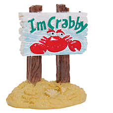All Living Things® I'm Crabby Hermit Crab Ornament