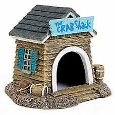 All Living Things® Crab Shack Hermit Crab Hideaway