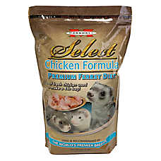 Marshall Select Premium Ferret Diet Food