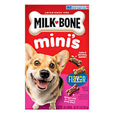 MILK-BONE® Mini's Dog Snacks