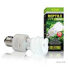 Exo Terra® Repti Glo 5.0 Tropical Terrarium Lamp