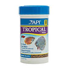 API® Tropical Premium Pellets Community Fish Food