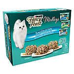 Fancy Feast® Medleys Adult Cat Food - Variety Pack, 12 ct