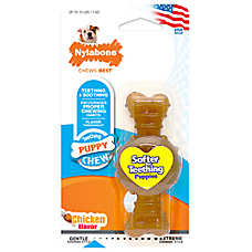 Nylabone® Teething Bone Puppy Toy