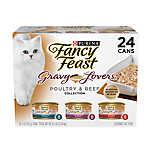 Fancy Feast® Gravy Lovers Adult Cat Food