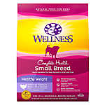 Wellness® Complete Health Healthy Weight Small Breed Adult Dog Food - Natural, Turkey & Brown Rice