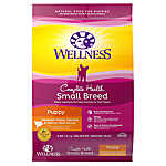Wellness® Complete Health Small Breed Puppy Food - Natural