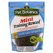 Pet Botanics Mini Training Rewards Dog Treats