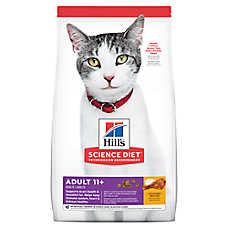 Hill's® Science Diet® Age Defying Senior Cat Food - Chicken