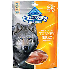 BLUE Wilderness® Trail Treats Grain Free Jerky Dog Treat