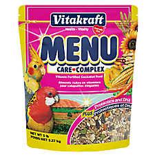 Vitakraft® Menu Cockatiel Food
