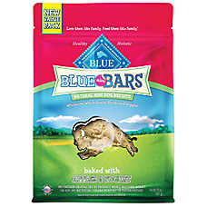 BLUE Mini Bars® Natural Biscuits Dog Treat