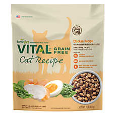 Freshpet® Vital™ Grain Free Complete Meals Adult Cat Food