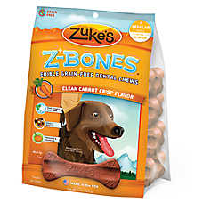 Zuke's Z-Bones Dog Dental Chew