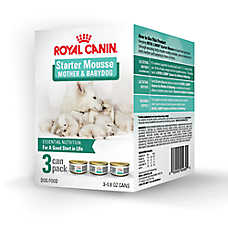 Royal Canin® Starter Mousse Mother and Babydog Food - 3 Pack
