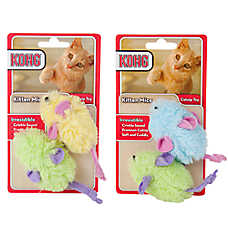 KONG® Kitten Mice Cat Toy